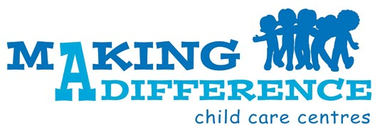 Making A Difference Child Care Centre Beacon Hills Logo and Images