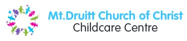 Mount Druitt Church Of Christ Child Care Logo and Images