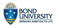 Faculty of Law Bond University Logo and Images