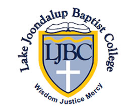 Lake Joondalup Baptist College Logo and Images