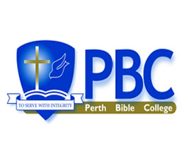 Perth Bible College Logo and Images