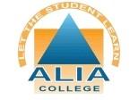 Alia College Logo and Images