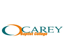 Carey Baptist College Logo and Images