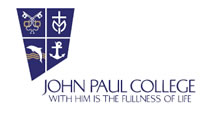 John Paul College Logo and Images