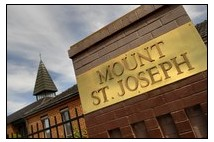 Mount Saint Joseph Girls College Logo and Images