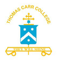 Thomas Carr College Logo and Images