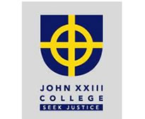 John XXIII College Logo and Images