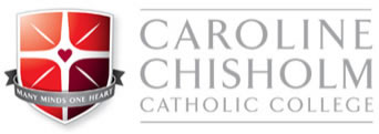 Caroline Chisholm Catholic College Logo and Images