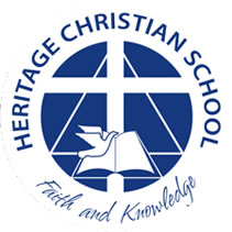 Heritage Christian School Logo and Images
