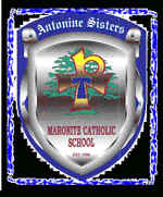 Antonine Sisters Trinity Maronite College Logo and Images