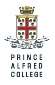 Prince Alfred College Logo and Images