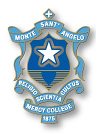 Monte Sant' Angelo Mercy College Logo and Images
