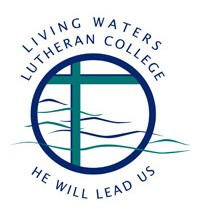 Living Waters Lutheran College Logo and Images