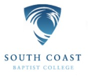 South Coast Baptist College Logo and Images