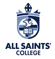 All Saints' College Logo and Images