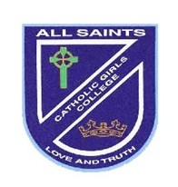 All Saints Catholic Girls College Logo and Images