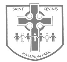 St Kevin's Primary School Hampton Park Logo and Images