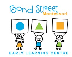 Bond Street Montessori Early Learning Centre Logo and Images
