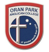 Oran Park Anglican College Logo and Images