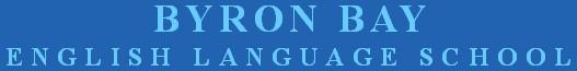 BYRON BAY ENGLISH LANGUAGE SCHOOL Logo and Images
