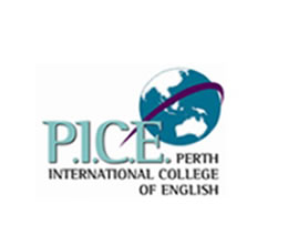 Perth International College of English Logo and Images
