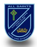 All Saints Catholic Boys College Logo and Images