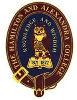 The Hamilton and Alexandra College Logo and Images