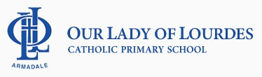 Our Lady of Lourdes Catholic Primary School Armadale Logo and Images