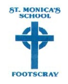 St Monica's Catholic Primary School Footscray Logo and Images