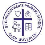 St Christopher's Primary School Glen Waverley Logo and Images