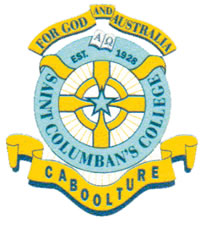 St Columban's College Logo and Images
