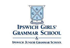 Ipswich Girls Grammar School Logo and Images