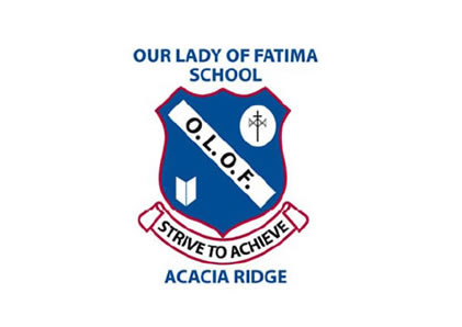 Our Lady of Fatima Acacia Ridge Logo and Images