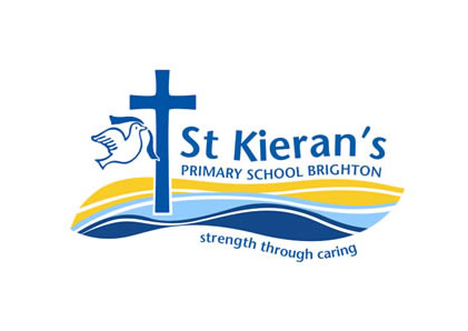 St Kieran's Primary School Brighton Logo and Images