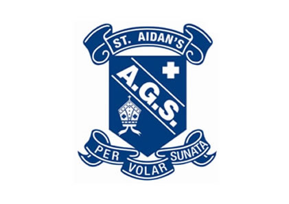St Aidans Anglican Girls School Logo and Images