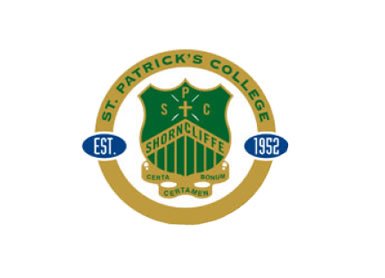 St Patrick's College Logo and Images