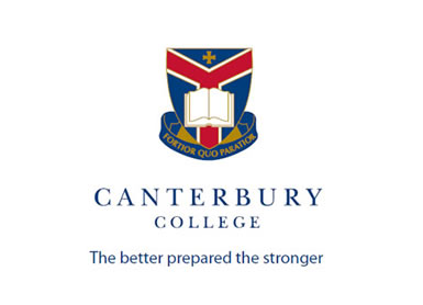 Canterbury College Logo and Images