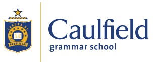 Caulfield Grammar School St Kilda East Logo and Images