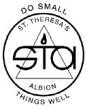 St Theresa's Primary School Albion Logo and Images