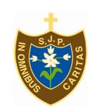 St Josephs Memorial School Logo and Images