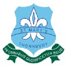 St Mary's Primary School Thornbury Logo and Images
