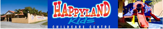Happyland Kids Logo and Images