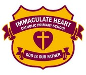 Immaculate Heart Catholic Primary School Logo and Images