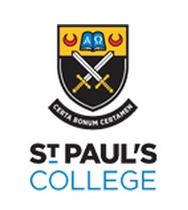 St Paul's College Logo and Images