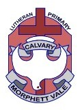 Calvary Lutheran Primary Logo and Images