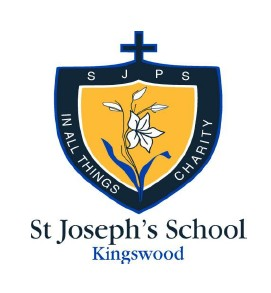 St Joseph's School Kingswood Logo and Images