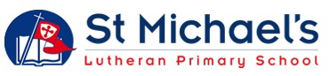 St Michael's Lutheran Primary School Logo and Images