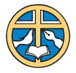 St Monica's Parish School Logo and Images