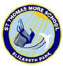 St Thomas More School Logo and Images