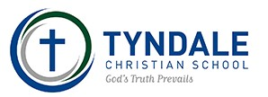Tyndale Christian School Logo and Images